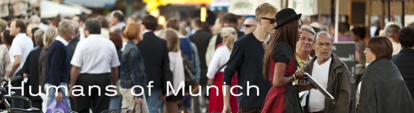Humans of Munich